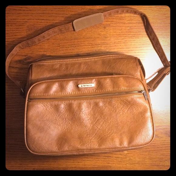 Samsonite Bags Vintage Shoulder Bag Poshmark